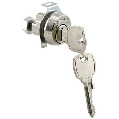 Prime-Line  Stainless Steel  Steel  Mailbox Lock Cylinder