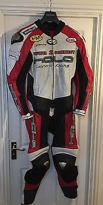 Halo One Piece BSB Race Leathers