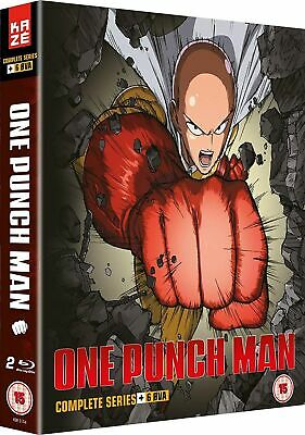 One Punch Man: Complete Series (Collector's Edition) [Blu-ray]