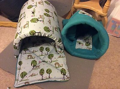 Guineapig tunnel/ Snuggy set