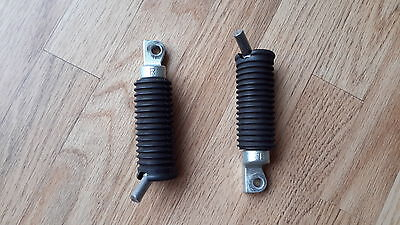 Genuine Harley Davidson Pair Of Front Foot Pegs plus shifter peg