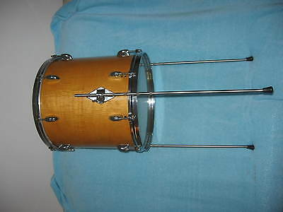 Custom-made USA Tom Legs for vintage 1960's Gretsch drum set drums