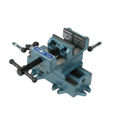 Wilton Cross Slide Drill Press Vise - 3 in. Jaw Opening WMH11693 New