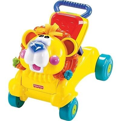 Fisher Price - Correpasillos Leon Andador Fisher price
