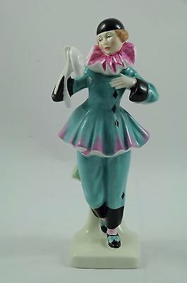"""Royal Doulton 1999 Limited Edition Figurine HN4141 """"The Mask"""" No 246 of 1500"""