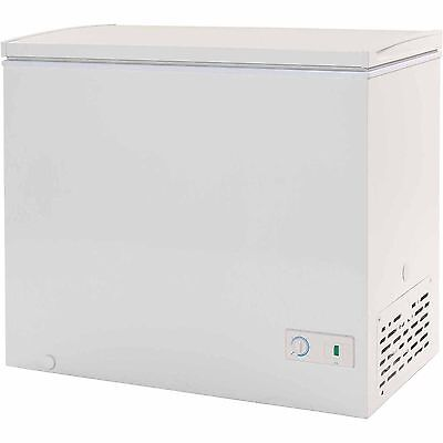 CHEST FREEZER 24.8 cu ft Large Extra Compact Feet 5 7 8, 2 ...