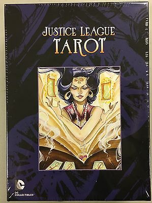 JUSTICE LEAGUE Tarot Cards NEW SEALED DC Collectibles - CANADA SELLER