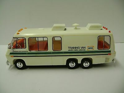 1980 Hess Training Van - Both Inserts, Battery Card, All Lights Work!