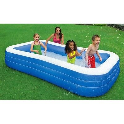 Intex - Piscina Hinchable Family 305 CM