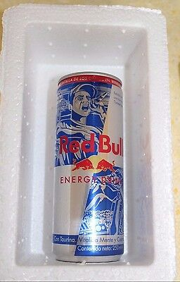 Rare RED BULL CAN special edition BATTLE OF ROOSTERS COMMEMORATIVE EDITION PERU