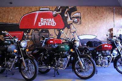 2017 Royal Enfield 500 Classic Efi Redditch Edition - Very Limited Numbers!!