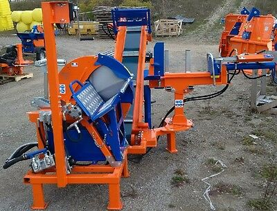 NEW Balfor tractor mounted homeowner firewood processor-Hydraulic drive