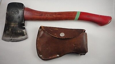 Vintage Hatchet Boy Scouts Of America Genuine Plumb Axe Official Boy Scouts