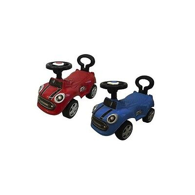 Toy Planet - Coche Correpasillos Ride On Car, 1 UNIDA