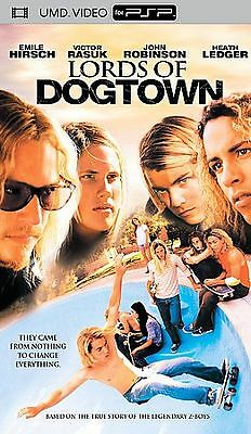 Lords of Dogtown (UMD, 2005)-Disc Only
