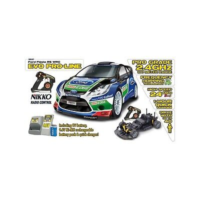 Toy Planet - RC FORD FIESTA RS WRC E1:14 NIKKO