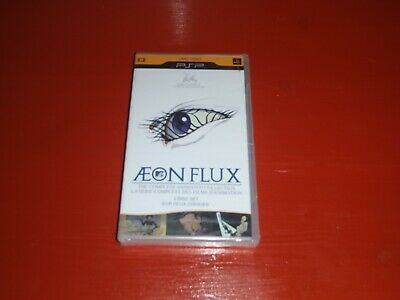 Aeon Flux - The Complete Animated Collection (UMD, 2008, 2-Disc Set) -New