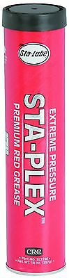 14 Oz Sta-Lube® Sta-Plex® Extreme Pressure Premium Red Grease