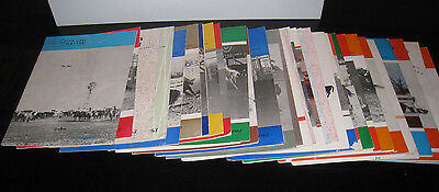 35 Issues of 1959-63 The Cuttin' Hoss Chatter National Cutting Horse Association