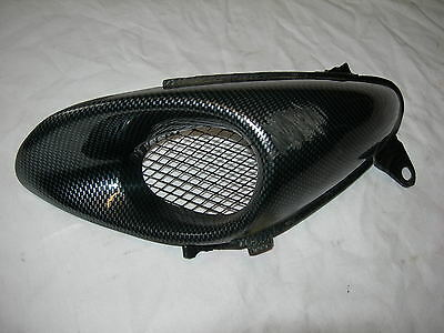 Suzuki TL1000 S left side air intake cover grill