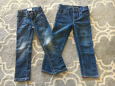 Country Road And Guess Sz 4 Girls Skinny Jeans