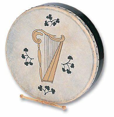 Performance Percussion H1149 Harp Design Bodhran