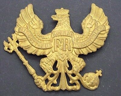 WW1 German Pickelhaube Decoration Emblem  Pickelhaube Eagle shako