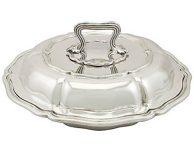 Sterling Silver Entree Dish by Paul Storr - Antique William IV (1836)