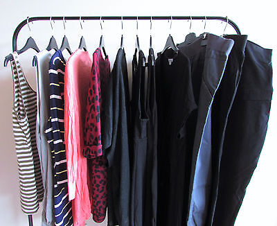 BULK Maternity Clothes Size 16-18 Asos Target Mamas & Papas Soon Nine & Mine TS