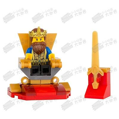 CS 3 Custom minifigure - Emperor King