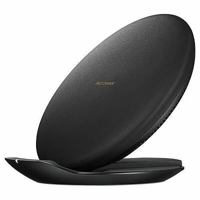 Official Samsung S8 / S8 Plus Wireless Fast Qi Charging Station Pad Black