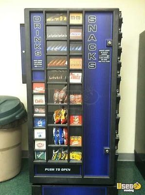 Antares Soda Snack Combo Vending Machine Pic Up Poughkeepsie Ny