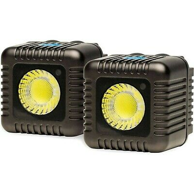 Brand New Lume Cube 1500 Lumen Light (Black, Two-Pack)
