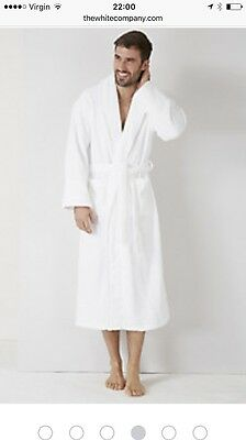 The White Company Men's Dressing Gown