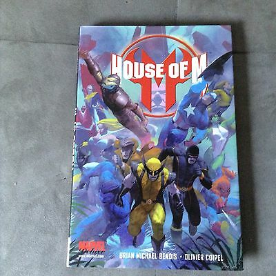 MARVEL DELUXE - HOUSE OF M en VF et TBE