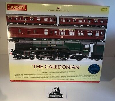 Hornby 00 GAUGE - R2306 - THE CALEDONIAN TRAIN PACK - NEW BOXED