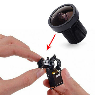 2.5mm Wide 170? Degree Replacement Lens for Sport Camera Gopro Hero 2 OS56