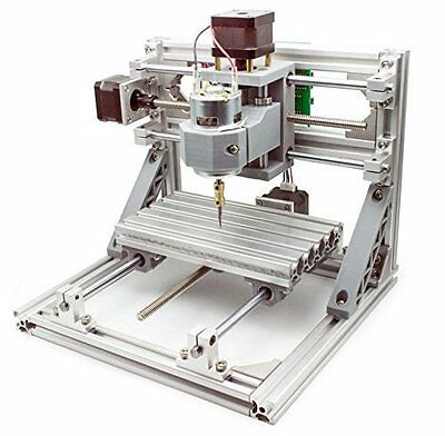 New DIY CNC 3 Axis Engraver Machine PCB Milling Wood Carving Router Kit Grbl