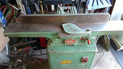Jointer Powermatic Model 50