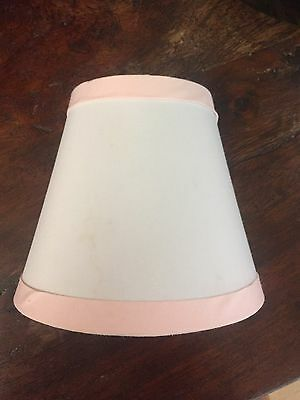 Restoration hardware nightlight In Petal Pink