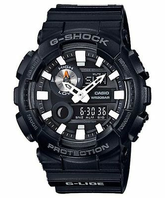 Casio G-Shock GAX100B-1A G-Lide Black Ana-Digi Men's Watch