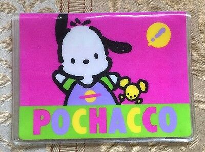 Pochacco Mini Plastic ID Case / Display Wallet