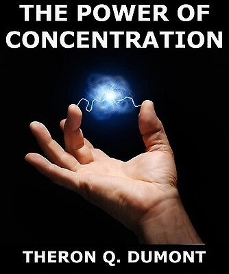 The Power of Concentration by William Walker Atkinson - Audio Book MP3 CD