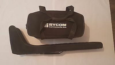 Rycom 8879 Cable & Pipe Locator Transmitter & Receiver & Carrying Bag