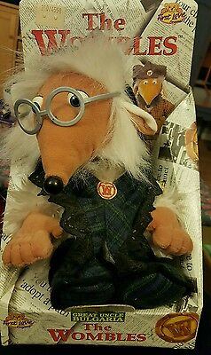 The Wombles Orinoco And Great Uncle Bulgaria Soft Toys First Love Golden Bear