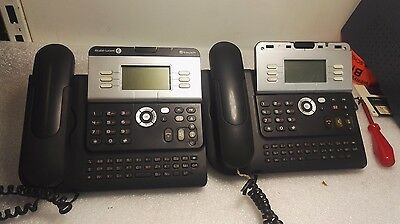 2X Alcatel Lucent IP Touch 4028