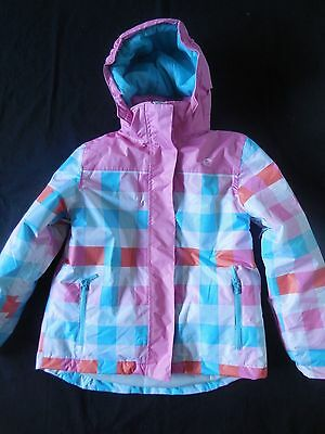 Be Fit Be You Girls Sz 12 Pink Ski/snowboarding Jacket