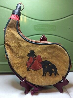 Bota Bag ~ Canteen ~Flask~ Wine Or Water Pouch