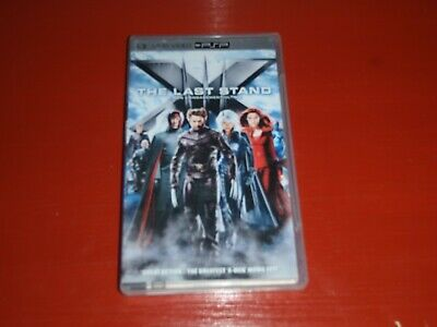 X-Men: The Last Stand (UMD, 2006, Canadian)