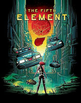 The Fifth Element Movie Poster 18'' X 28''